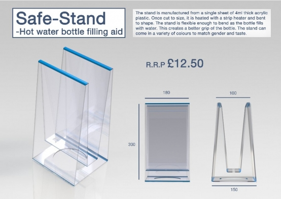 Safe Stand